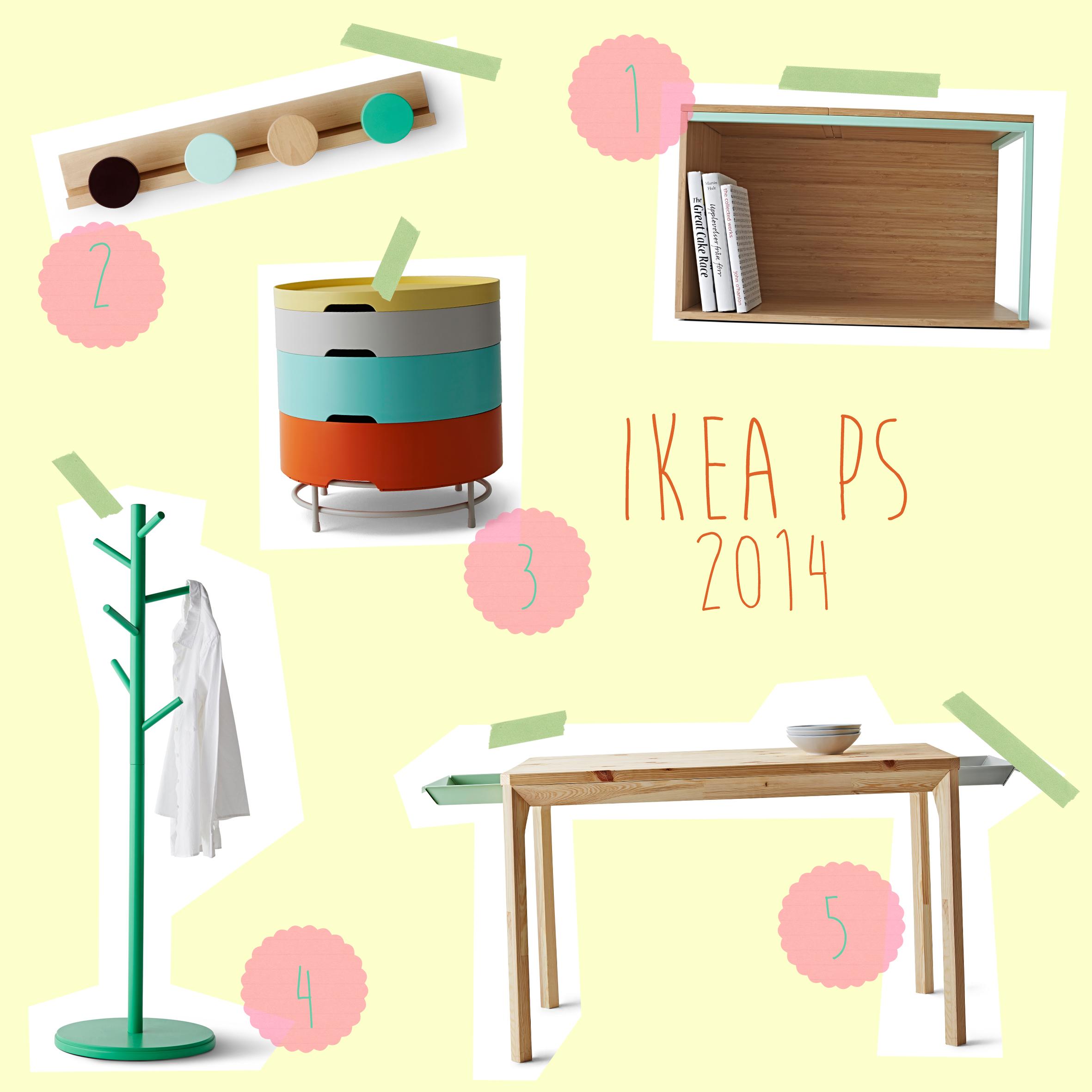 viel unter der haube ikea ps 2014. Black Bedroom Furniture Sets. Home Design Ideas